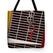 1935 Auburn 851 Cabriolet Grille Emblem Tote Bag