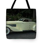 1935 Duesenberg J Roadster  Tote Bag
