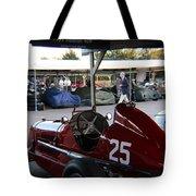 1935 Maserati 4cm Tote Bag