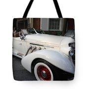 1936 Auburn Super Charger Tote Bag