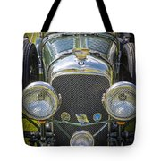 1936 Bentley 4.5 Litre Lemans Rc Series Tote Bag