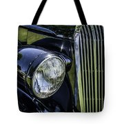 1936 Buick Vectoria Coupe Tote Bag