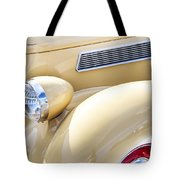 1936 Ford Cabriolet  Tote Bag