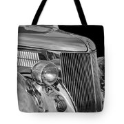 1936 Ford - Stainless Steel Body Tote Bag