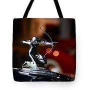 1936 Pierce Arrow Hood Ornament Tote Bag