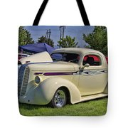 1936 Pontiac Hood Ornament Tote Bag