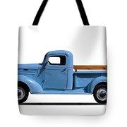 1937 Chevrolet Pickup Truck Tote Bag