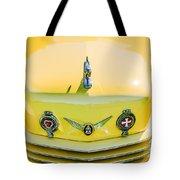 1937 Cord 812 Phaeton Grille Emblems Tote Bag