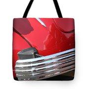1937 Desoto Chrome Bumper-7249 Tote Bag