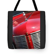1937 Desoto Front Grill Tote Bag