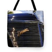 1937 Ford Model 78 Cabriolet Convertible By Darrin Tote Bag