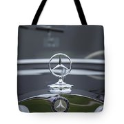 1937 Mercedes Benz Tote Bag