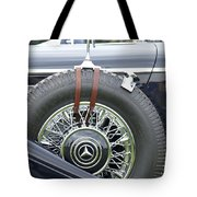 1938 Bentley Tote Bag