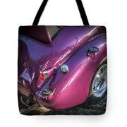 1938 Chevrolet Coupe With Rumble Seat Tote Bag
