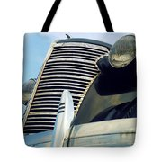 1938 Chevrolet Sedan Tote Bag