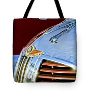1938 Dodge Ram Hood Ornament 3 Tote Bag by Jill Reger