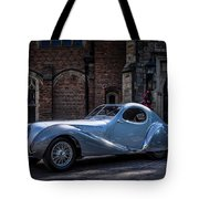 1938 Talbot Lago 150 - C  Teardrop Coupe Tote Bag