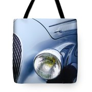 1938 Talbot-lago 150c Ss Figoni And Falaschi Cabriolet Headlight - Emblem Tote Bag