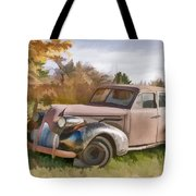 1939 Buick Special Tote Bag