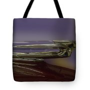 1939 Cadillac Hood Ornament Tote Bag