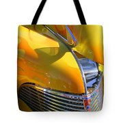 1939 Chevy Hood Tote Bag