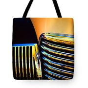 1939 Studebaker Champion Grille Tote Bag