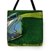 1940 Buick Tote Bag