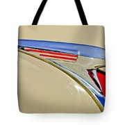 1940 Chevrolet Pickup Hood Ornament 2 Tote Bag by Jill Reger