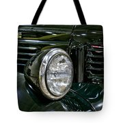 1940 Dodge Pickup Headlight Grill Tote Bag