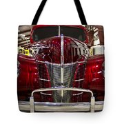 1940 Ford Class W Mild Street Rod Tote Bag