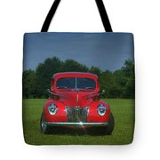 1940 Ford Deluxe  Tote Bag