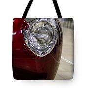 1940 Ford Front Left Light Tote Bag