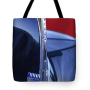 1940 Ford Hood Ornament 2 Tote Bag by Jill Reger