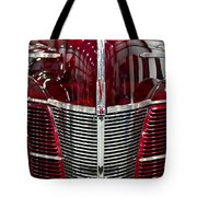 1940 Ford V8 Grill  Tote Bag