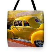 1940 Hudson Tote Bag