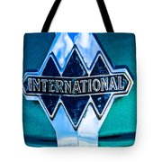 1940 International Emblem Tote Bag