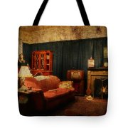 1940 Living Room Tote Bag