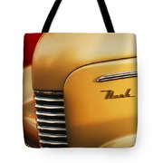 1940 Nash Sedan Grille Tote Bag