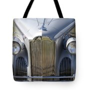 1940 Packard One-sixty Tote Bag