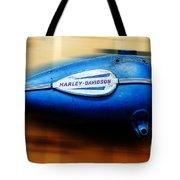 1940s Harley Tank Tote Bag