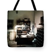 1940s Office Tote Bag