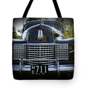 1941 Cadillac Front End Tote Bag