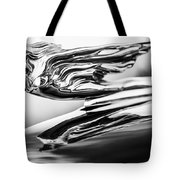 1941 Cadillac Hood Ornament 4 Tote Bag