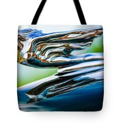 1941 Cadillac Hood Ornament 5 Tote Bag