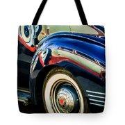 1941 Packard 110 Deluxe -1092c Tote Bag