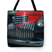 1942 Chevrolet Pickup Truck Grill   # Tote Bag