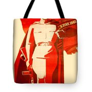 1946 - Soviet Red Army Victory Poster - Color Tote Bag