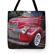 1946 Chevrolet Sedan Panel Delivery Truck  Tote Bag
