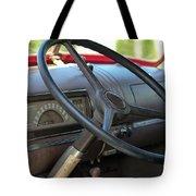 1946 Chevy Dash Tote Bag