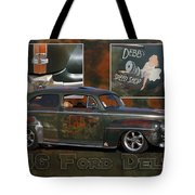 1946 Ford Deluxe Tote Bag